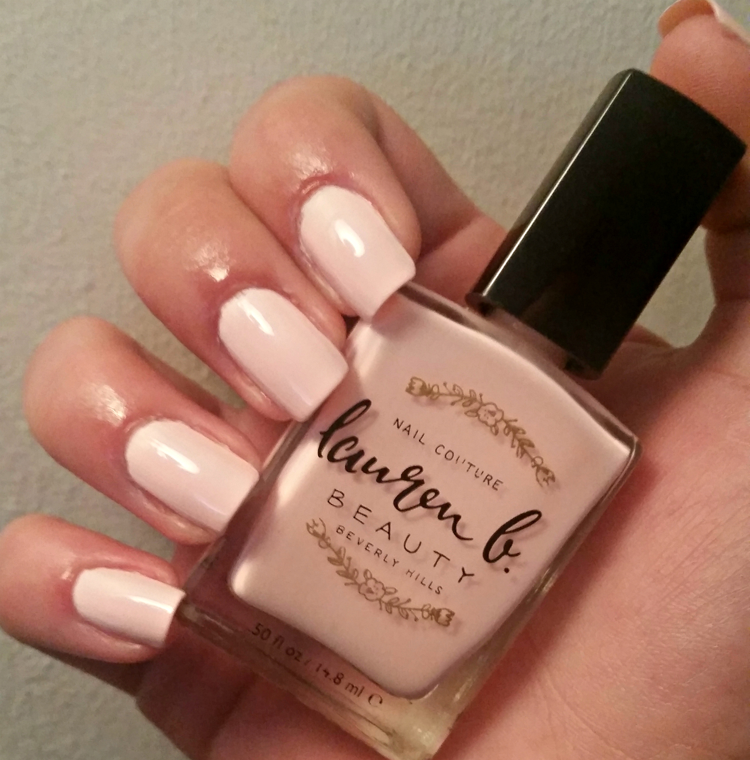 LAUREN B. BEAUTY SWATCHES | LASHES AND LACQUER